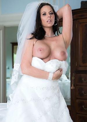 Free MILF Bride Porn Pictures