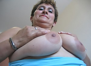 Free Fat MILF Tits Porn Pictures